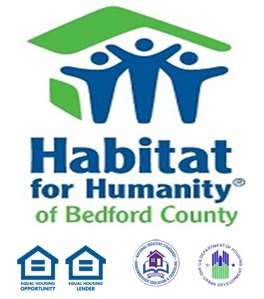 Habitat for Humanity of Bedford Small Logo